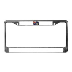British Virgin Islands Flag License Plate Frame