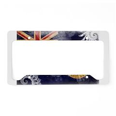 British Virgin Islands Flag License Plate Holder