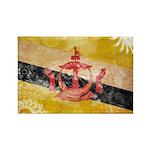 Brunei Flag Rectangle Magnet