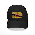 Brunei Flag Black Cap