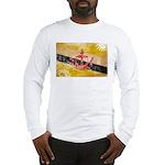 Brunei Flag Long Sleeve T-Shirt