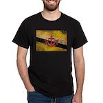 Brunei Flag Dark T-Shirt