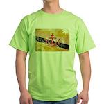 Brunei Flag Green T-Shirt
