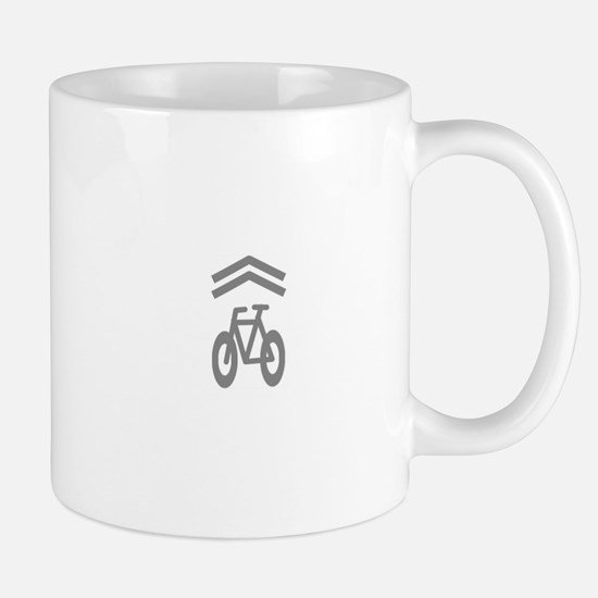 Bike Lane- Merchandise Mug