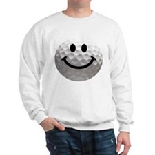 Golf Ball Smiley Jumper