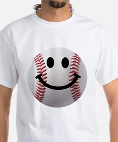 Baseball Smiley Shirt