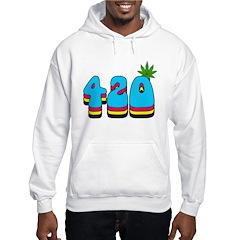 420 CMYK Hoodie