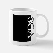 SGA Typography Mug