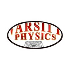 Varsity Physics Patches