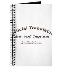 Official Translator Journal
