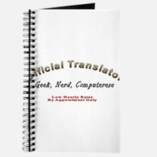 Official Translator Journal