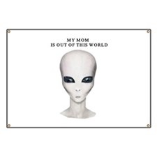 Out of this World Mom Banner