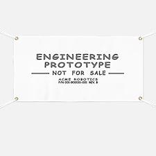 Prototype Rev. B Banner