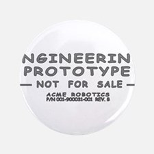 "Prototype Rev. B 3.5"" Button (100 pack)"
