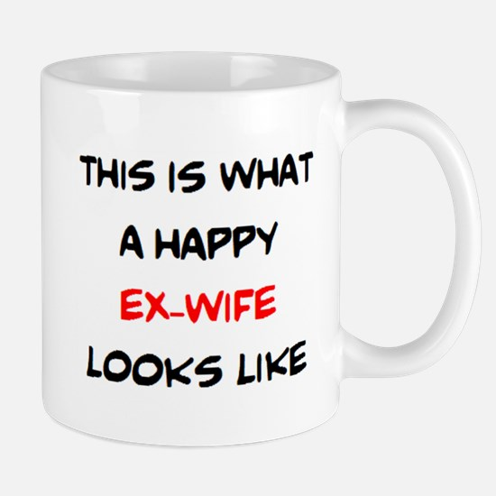 happy ex-wife Mug