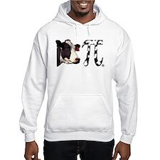 Cow Pi Hoodie