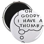 A Thumb Magnet