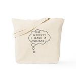 A Thumb Tote Bag