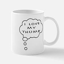 Thumb Love Mug