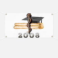 2008 Med Grad Banner