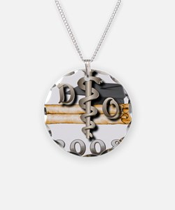 Osteopathic 2008 Necklace