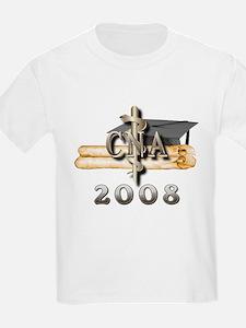 CNA Grad 2008 T-Shirt