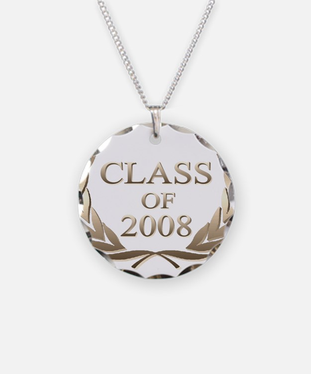 Class of 2008 Necklace