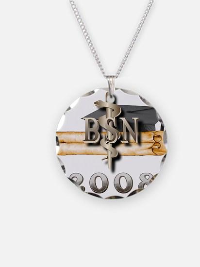 BSN Grad 2008 Necklace