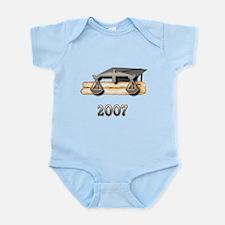 Law Grad 2007 Infant Bodysuit