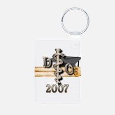 Osteopathic Grad Keychains