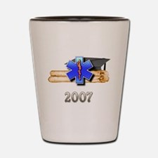 EMS/EMT Grad 2007 Shot Glass