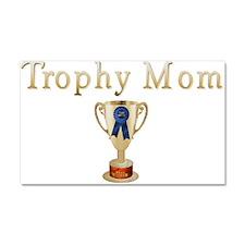 Trophy Mom Car Magnet 20 x 12