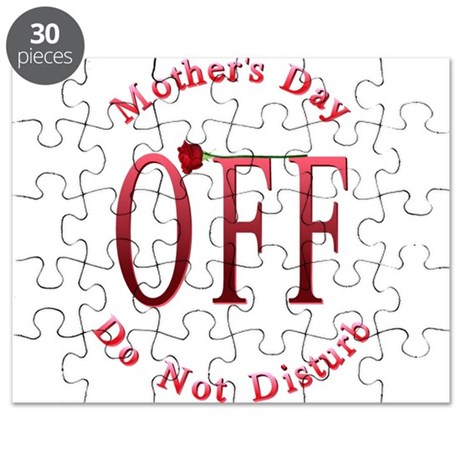 Mothers Day - OFF Puzzle