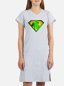 Super Shamrock Women's Nightshirt