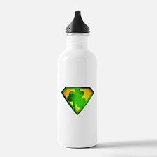 Super Shamrock Water Bottle