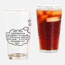 Public Speaking Trick Drinking Glass