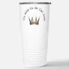 Cute King Travel Mug