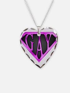 SuperGay(Pink) Necklace
