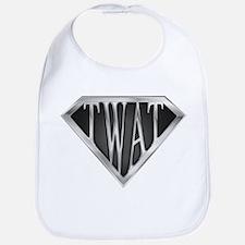 SuperTwat(metal) Bib