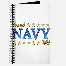 Proud Navy Wife Journal