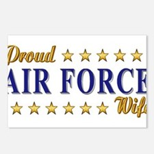 Air Force Wife Postcards (Package of 8)