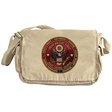 Proud Military Family Messenger Bag