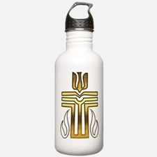 Presbyterian Cross Water Bottle