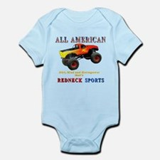 Redneck Sports Infant Bodysuit