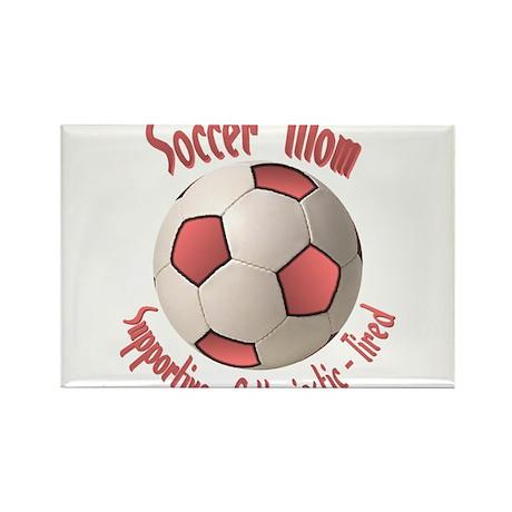 Soccer Mom Rectangle Magnet (10 pack)