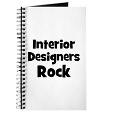 INTERIOR DESIGNERS Rock Journal