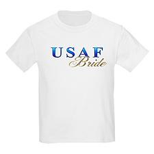 USAF Bride T-Shirt