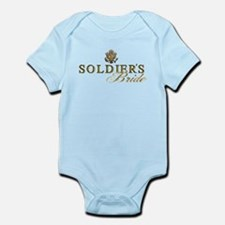 Soldier's Bride Infant Bodysuit