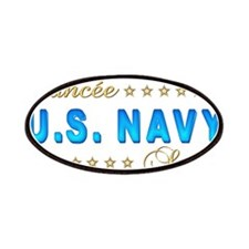US Navy Fiancee Patches