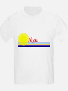 Alysa Kids T-Shirt